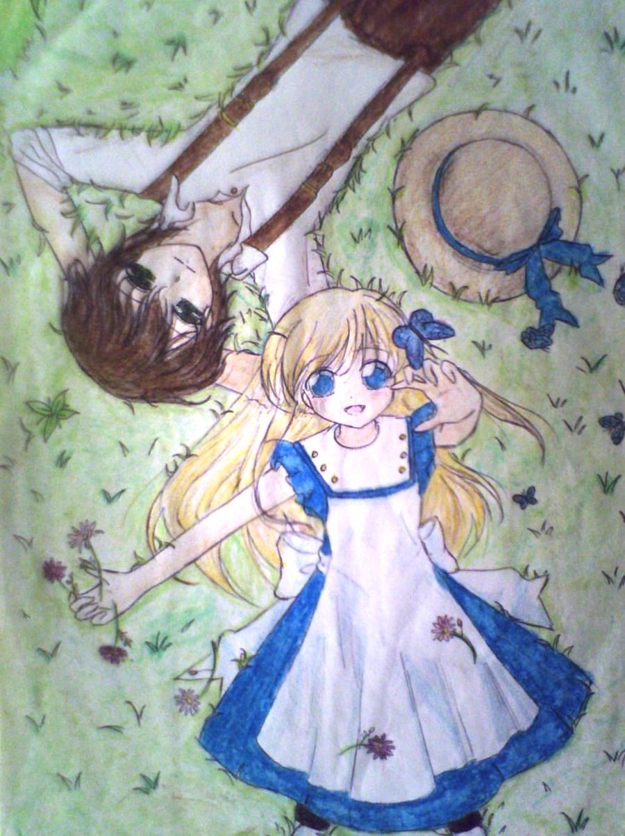 Tuck Everlasting by Ryueen