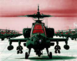 Apache by kalikizz7o2