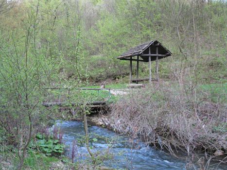 Majdanpek waterspring 1