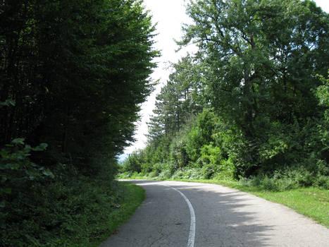 Majdanpek road 2