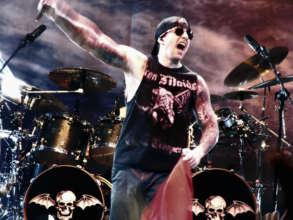 M Shadows 2014 M. Shadows by Jaavii o...