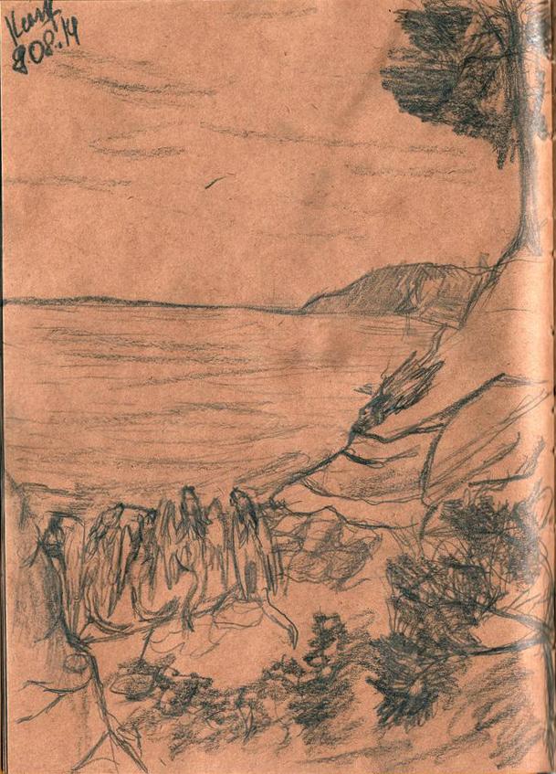 Sea rest by Ksantor