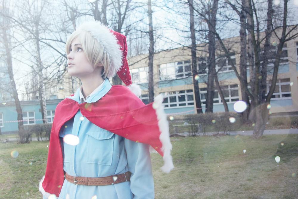 Santa Finland by DAIxSORA
