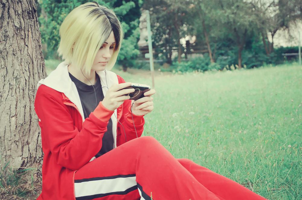 Haikyuu cosplay // Kenma by DAIxSORA on DeviantArt