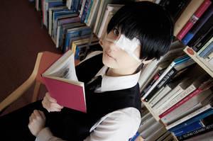 Tokyo Ghoul cosplay // Kaneki Ken by DAIxSORA