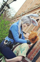 Zootopia cosplay // Nick x Judy by DAIxSORA