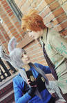 Zootopia Cosplay // Judy and Nick
