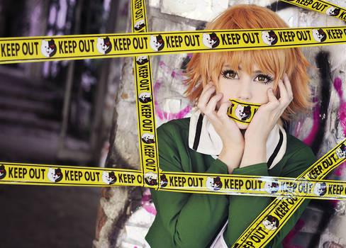 Danganronpa cosplay // Chihiro Fujisaki