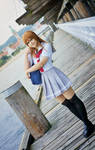 Love Live Sunshine cosplay // Hanamaru Kunikida