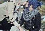 No6 cosplay // Nezumi and Shion by DAIxSORA