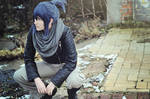 No6 cosplay // Nezumi by DAIxSORA