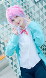 Hypnosis Mic cosplay - Ramuda