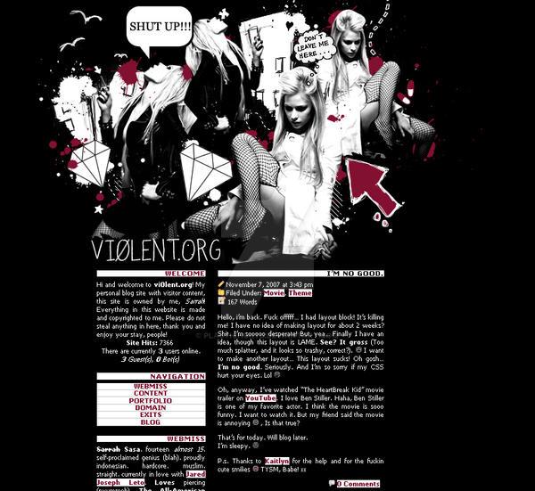 Avril Lavigne Ver. 04 by plastichurts