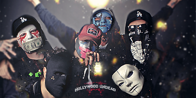 Hollywood Undead Signature by kedzoj