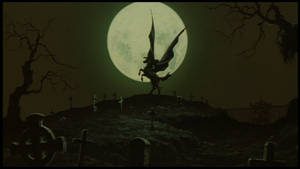 Vampire Hunter D, D's Awesome