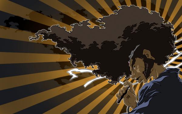 Anova Afro Samurai Wallpaper By Beanhead2007