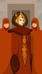 Queen Amidala by msFlyingMonkey