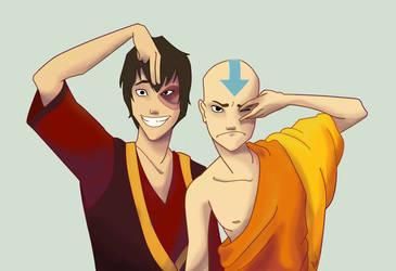 Avatar - Switch by msFlyingMonkey