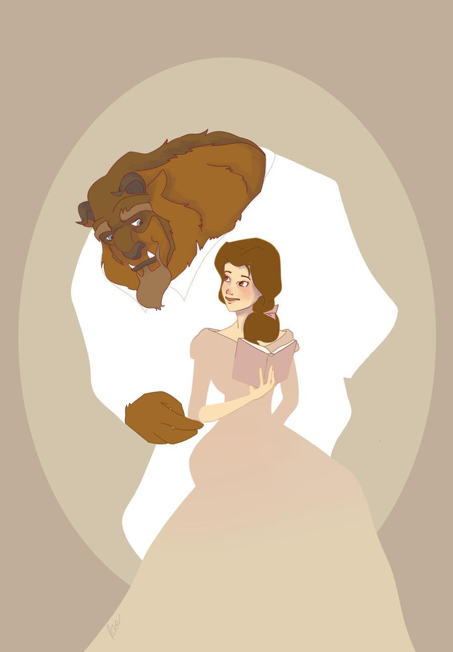 Hey Belle by msFlyingMonkey