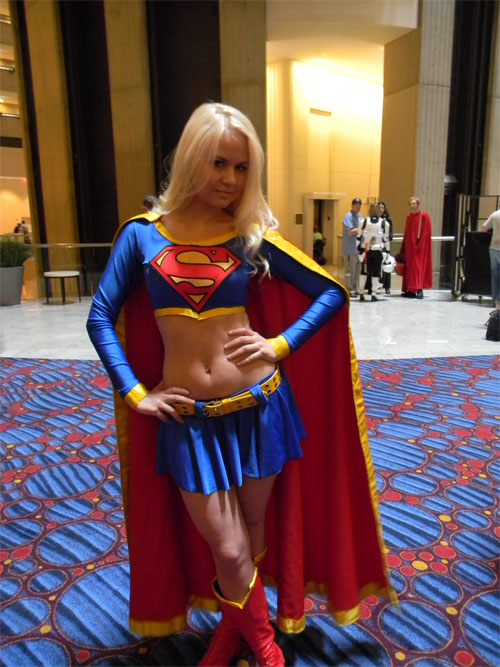 Supergirl is Super by Alinedra