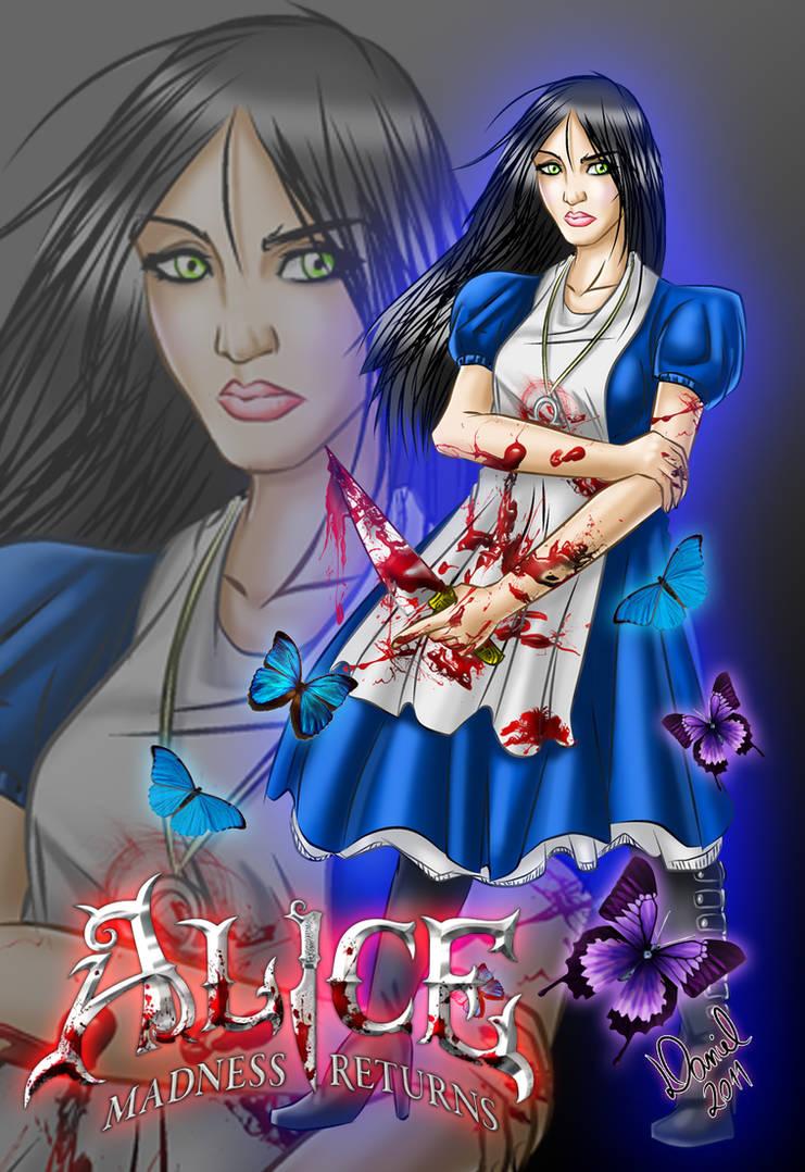 Alice Madness Returns By Sephiroth0007 On Deviantart