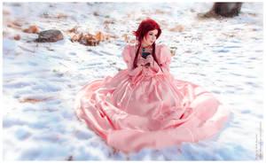 Esther Blanchett . Star of Sorrow by LeonorGracias