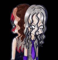 vintage undertaker+kane by PrincessBlackRabbit