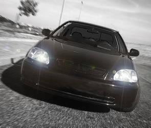 My Sweet Honda by deh