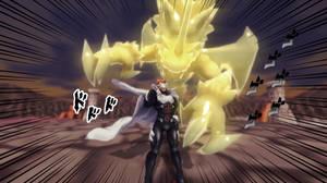 Digimon Master of Fighting Spirit: Gankoomon