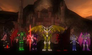 Royal Knights Pre-Apocalypse