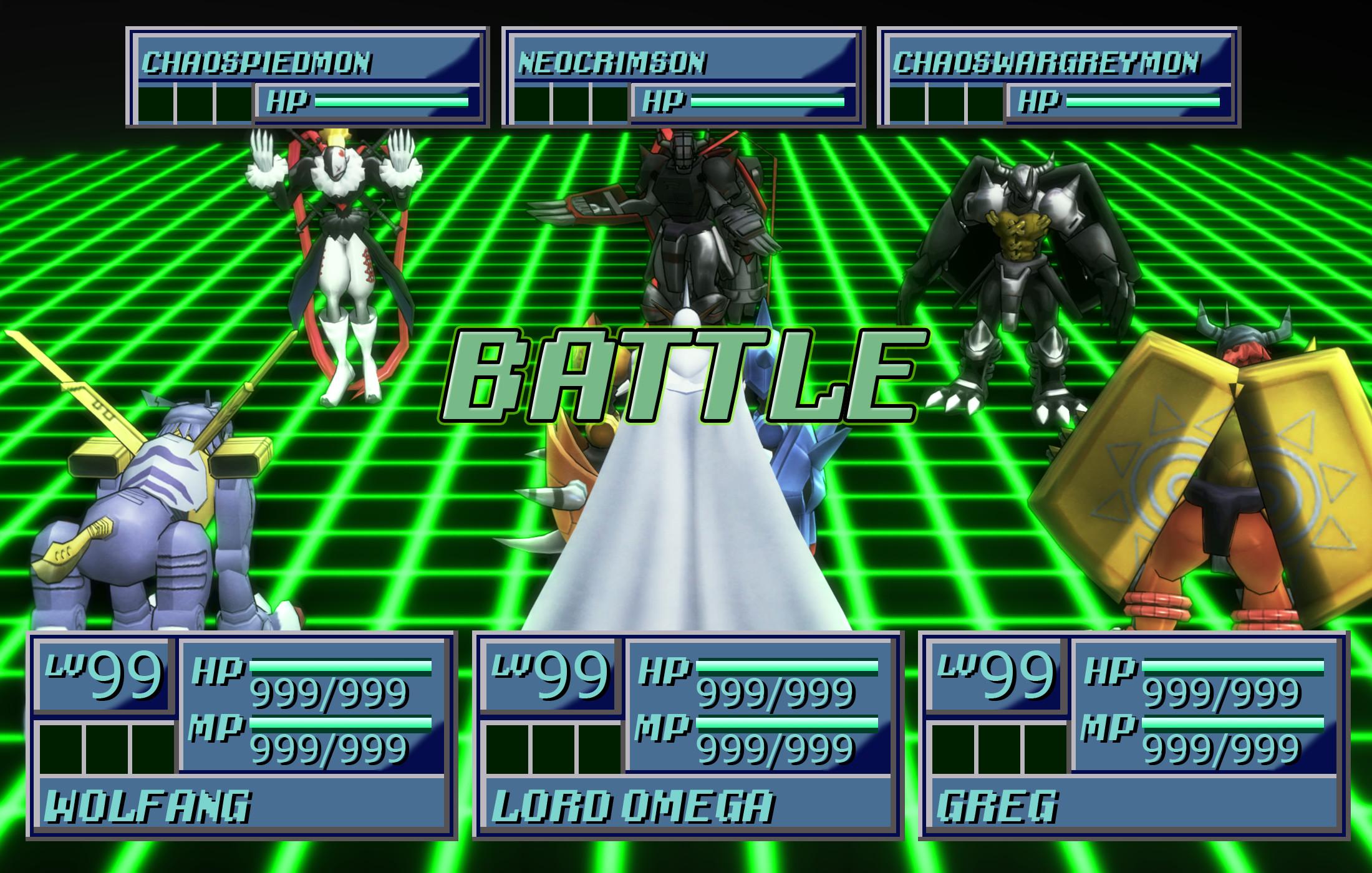 Digimon World 2 HD Remix