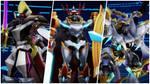 Digimon MMD Royal Knights: Program X by Dudemon