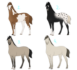 Horse Adopts 2 - CLOSED
