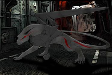 Archangel - Archangel 01 by Insane-Randomness