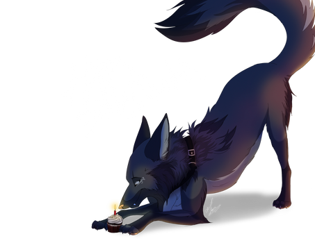 Happy Birthday to you Hecate ! (June 2018)