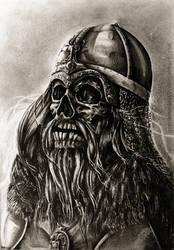 Viking by CinnamonDevil