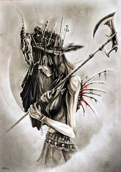 Blood Eagle Wings