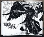 Sketchbook | Black Waltz No. 03