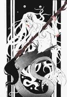 Sketchbook | Mermaid by CinnamonDevil
