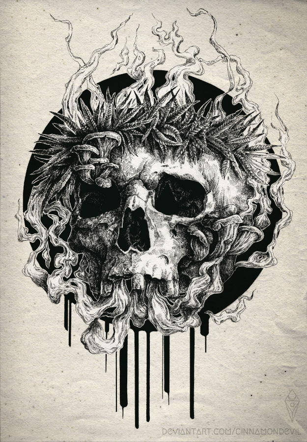 XIII Death. by CinnamonDevil