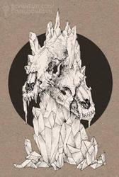 Wolfmoon [January Printable]