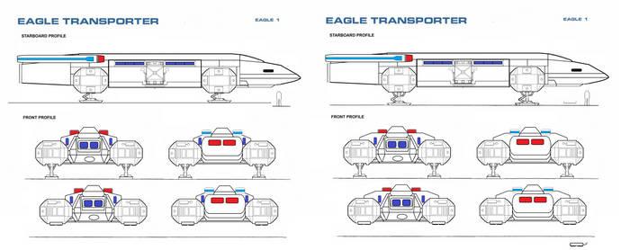 Trekified 1999 Eagle
