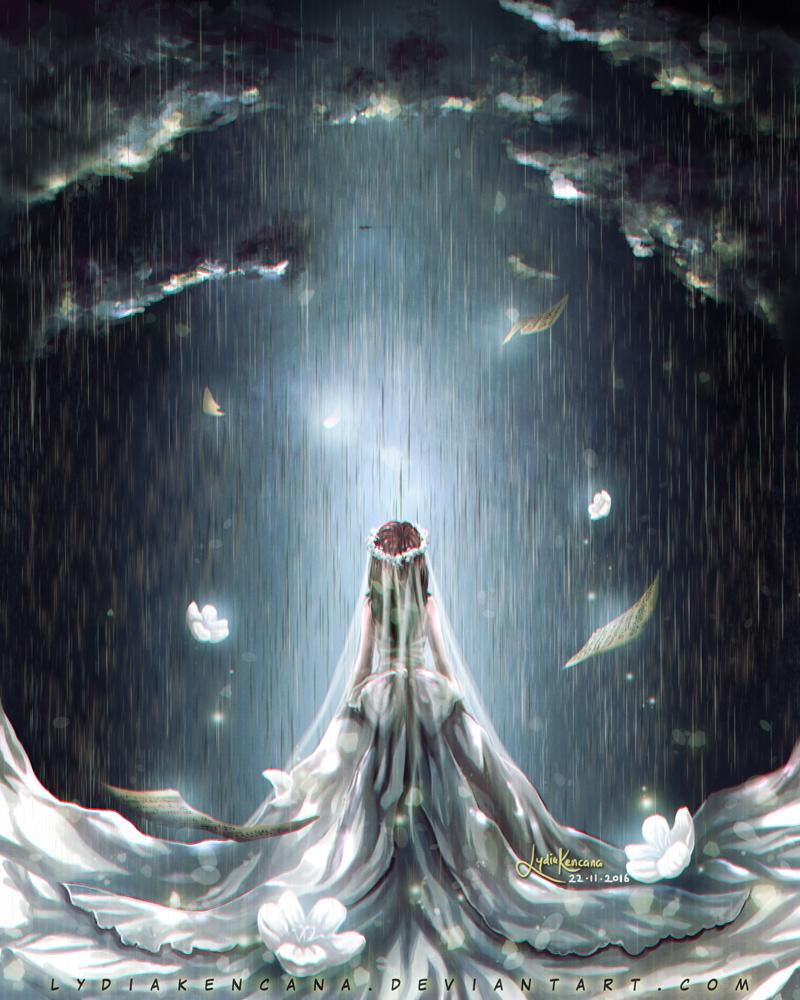 Silver Rain by lydia-san