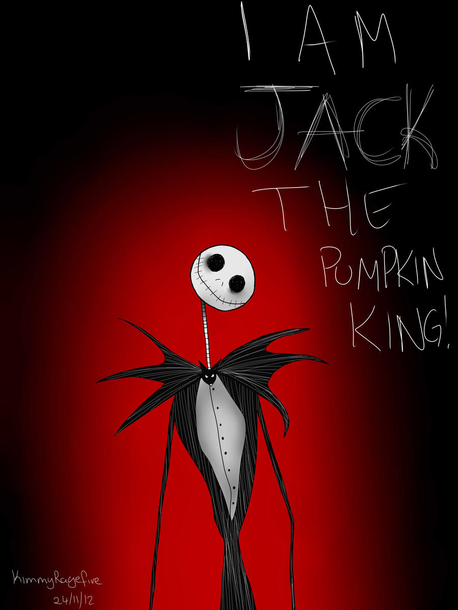 Jack Skellington by kimmyragefire