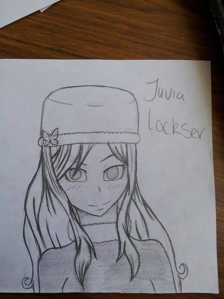 Juvia by kimmyragefire