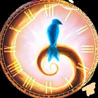 bird clock