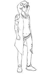 sketch 3 by The-Kidde