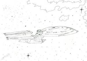 Odyssey class battlecruiser