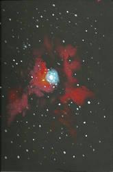 Random nebula by DMDoug