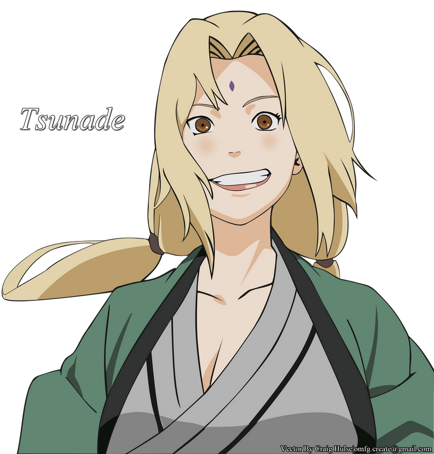 tsunade by dontbelong on deviantart